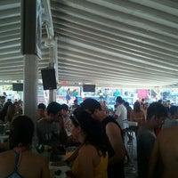 Photo taken at Punda Beach Club by Chryssa S. on 7/29/2012