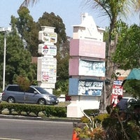 Photo taken at Beach & La Mirada Car Wash by sandra t. on 5/11/2012