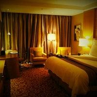 Photo taken at JW Marriott Hotel Medan by Ihsan W. P. on 6/6/2012