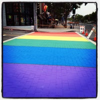 Photo taken at City of West Hollywood by Brian P. on 6/10/2012
