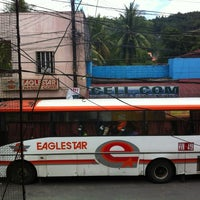 Photo taken at Eaglestar Transit Corp. Terminal by Ador H. on 5/20/2012