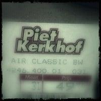 Photo taken at Piet Kerkhof Arnhem by Dianne .. on 7/12/2012