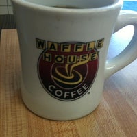 Photo taken at Waffle House by Milton B. on 4/1/2012