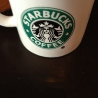 Photo taken at Starbucks Coffee by Martin A. on 6/16/2012