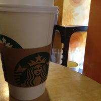 Photo taken at Starbucks by Jalyn D. on 2/27/2012