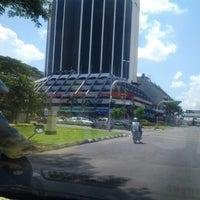 Photo taken at Wisma Saberkas by Rizal I. on 7/23/2012