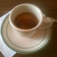 Photo taken at Betola Espresso Bar by East Village Eats on 8/9/2012