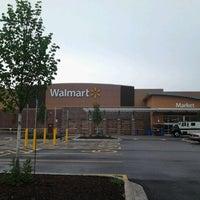 Photo taken at Walmart Supercenter by Rose G. on 5/4/2012