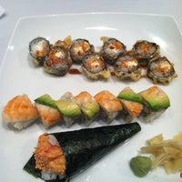 Photo taken at Sushi Bistro by Christine P. on 6/22/2012