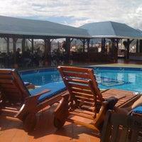 Photo taken at Hotel Dann Carlton Bucaramanga by Liza C. on 4/26/2012