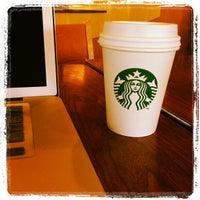 Photo taken at Starbucks by Ramir C. on 5/7/2012