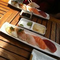 Photo taken at Yen Sushi Karaoke & Lounge by Starr S. on 5/12/2012