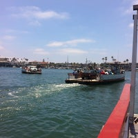 Photo taken at Balboa Island Ferry by Erika M. on 7/7/2012