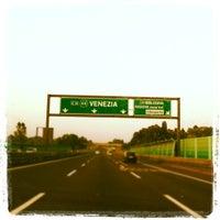 Photo taken at A4 - Venezia - Milano by Adriana S. on 7/1/2012