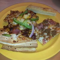 Photo taken at Cicis by Patch R. on 7/31/2012