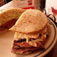 Photo taken at Langer's Delicatessen-Restaurant by Michael M. on 6/4/2012