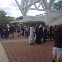 Photo taken at Baltimore Convention Center by Jeff R. on 7/27/2012