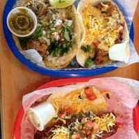 Photo taken at Torchy's Tacos by Thomas B. on 2/11/2012