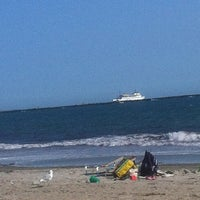Photo taken at East Matunuck State Beach by Sarah M. on 8/30/2012