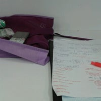 Photo taken at Perpustakaan Kampus (Campus Library) by Intan D. on 6/11/2012