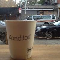 Photo taken at Konditori by Irwin S. on 4/21/2012