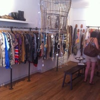 Photo taken at AuH2O Thriftique by Kate G. on 6/17/2012
