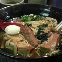 Photo taken at Suzu Noodle House by Jeff Y. on 2/14/2012