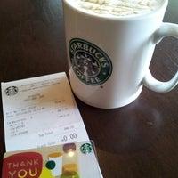 Photo taken at Starbucks by baba on 6/29/2012