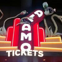 Photo taken at Alamo Drafthouse Cinema – Slaughter Lane by Kenny🐛 S. on 7/29/2012