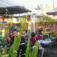 Photo taken at Cha Cha Chicken by Danielle P. on 6/24/2012
