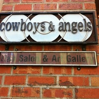 Photo taken at Cowboys & Angels by Katrin on 6/5/2012