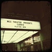 Photo taken at Lucille Lortel Theatre by Matthew L. on 2/26/2012