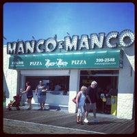 Photo taken at Manco & Manco Pizza by Rich on 9/13/2012