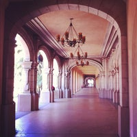 Photo taken at Balboa Park by Nick S. on 6/21/2012