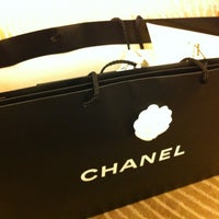 Photo taken at CHANEL Boutique by JuLi on 4/17/2012