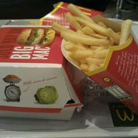 Photo taken at McDonald's by Ariel F. on 2/6/2012
