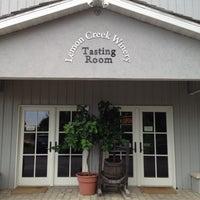 Photo taken at Lemon Creek Winery by Jim T. on 9/1/2012