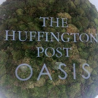 Photo taken at Huffington Post Oasis by Kyle on 8/30/2012