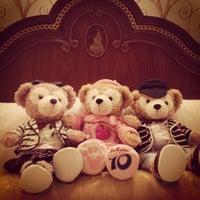 Photo taken at Tokyo Disneyland Hotel by J on 4/3/2012