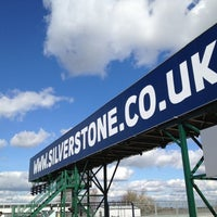 Photo taken at Silverstone Circuit by James P. on 3/19/2012