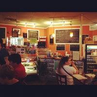Photo taken at Cafe Rakka by Aqui G. on 5/29/2012