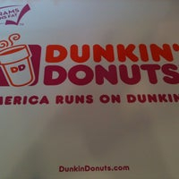 Photo taken at Dunkin Donuts by Michelle O. on 7/13/2012