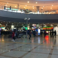 Photo taken at Suwon Stn. by Paji U. on 3/24/2012