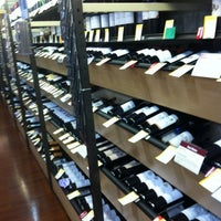Photo taken at Total Wine & More by Megan L. on 2/22/2012