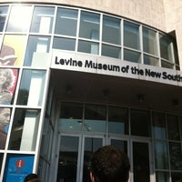 Photo taken at Levine Museum of the New South by Aubrey K. on 3/30/2012