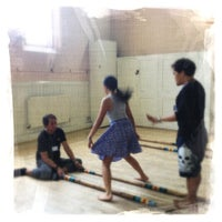 Photo taken at St Andrew's Church Hall by eevil m. on 8/19/2012