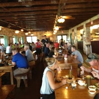 Photo taken at The Salt Lick by Federico G. on 7/21/2012