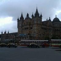 Photo taken at Chhatrapati Shivaji Terminus by sandesh v. on 9/9/2012