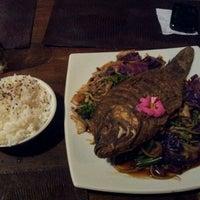 Photo taken at Restaurante Bangkok by Isabella B. on 4/7/2012