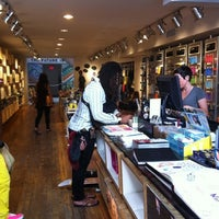 Photo taken at Lomography Gallery Store New York by Laura A. on 8/14/2012